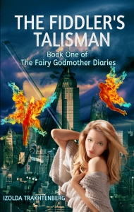 Book 1 cover fairy godmother diaries books